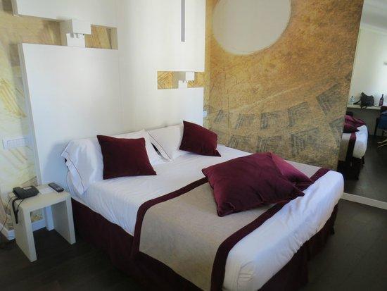 Hotel Abruzzi : Matster bedroom - 502