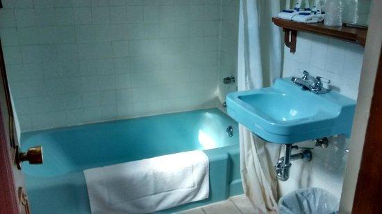 Hotel Alpine Inn : salle de bains