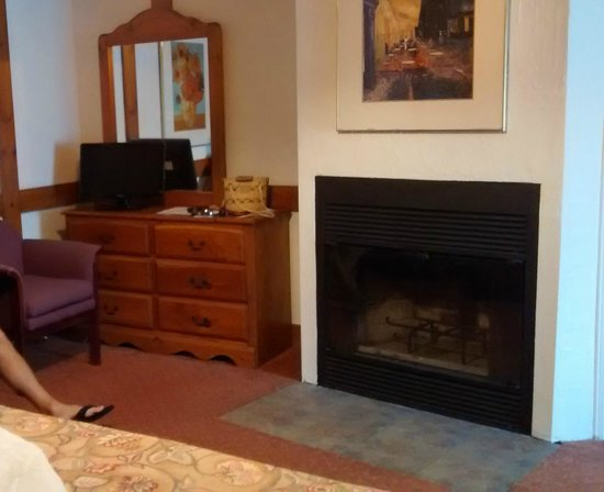 Hotel Alpine Inn : foyer