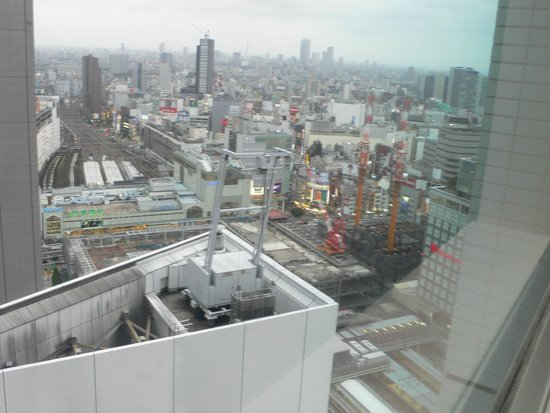 Hotel Century Southern Tower: room view