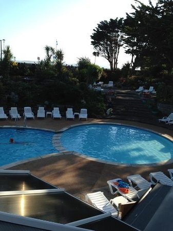 Hallmark Hotel Bournemouth Carlton : Nice pool area