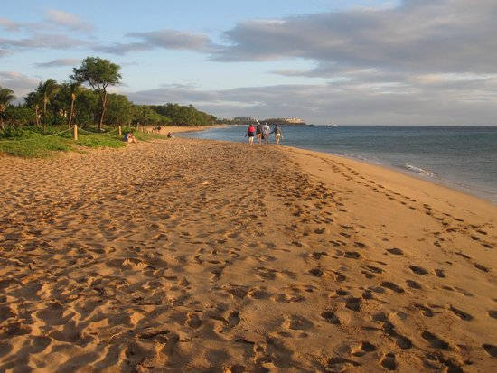 Ka'anapali Beach 1