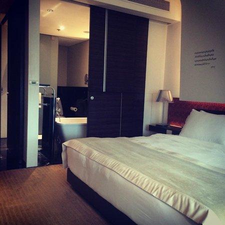 Le Meridien Bangkok : My Room
