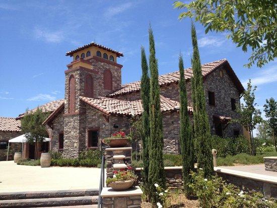 Grapeline Wine Tours: Uma das vinícolas visitadas
