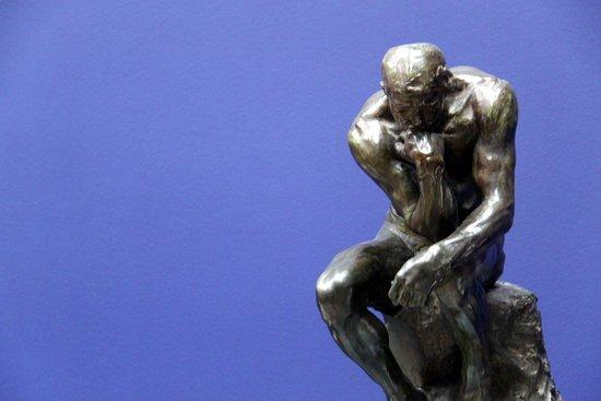 Ny Carlsberg Glyptotek : Le Penseur de Rodin