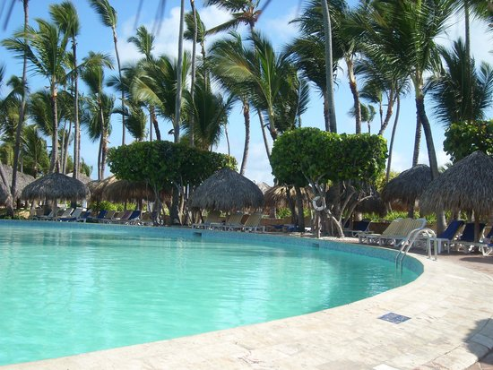 Iberostar Punta Cana: pool view