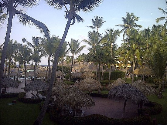 Iberostar Punta Cana: view from the balcony