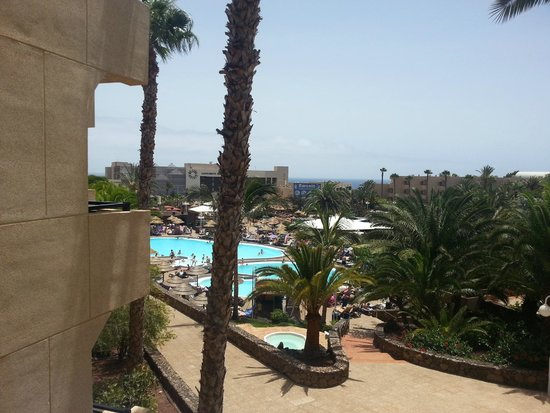 Occidental Lanzarote Mar: From our room