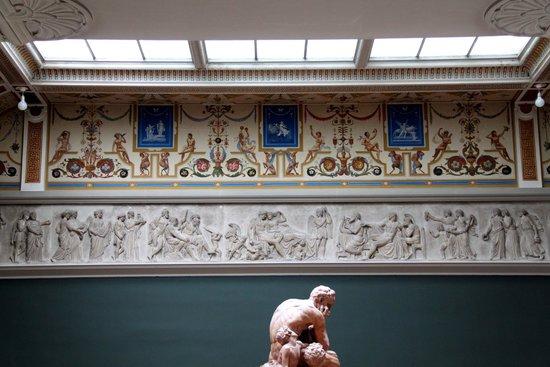 Gliptoteca Ny Carlsberg: Salle