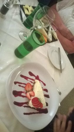 Mariners Bar & Restaurant: Pudding