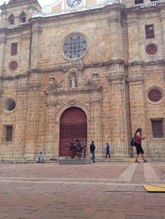 Santuario de San Pedro Claver: Catedral de San Pedro Claver
