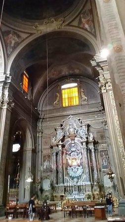 Basilica Cattedrale di San Giorgio Martire: Vista interna