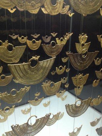 Museo del Oro Zenu : Museu do ouro zenu