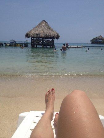 Tours in Rosario islands: Isla del sol