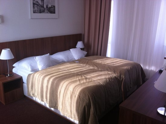 Clarion Hotel Prague Old Town: Superior Room (not a Suite)