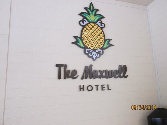 The Maxwell Hotel - A Staypineapple Hotel : hotel logo