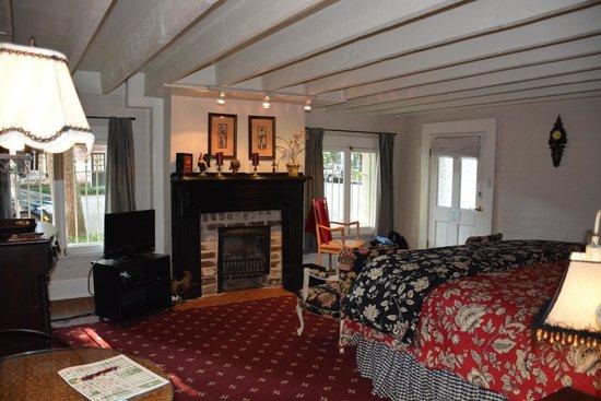 Zeigler House Inn: Room