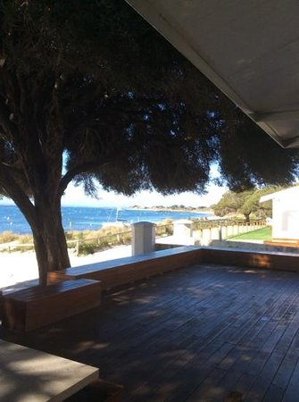 Hotel Rottnest: Hotel Rotto View
