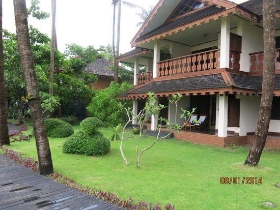 Amazing Ngapali Resort : The lodgings!