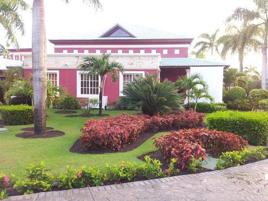 Grand Bahia Principe Turquesa: Zonas comunes del hotel