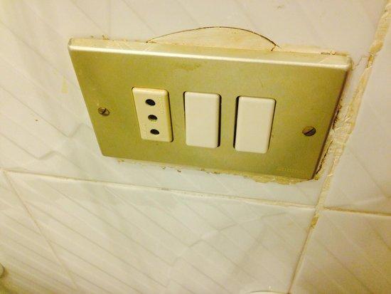 Green Sporting Club: Room plug