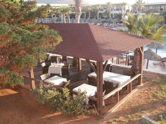 Stella Palace Resort & Spa : Ristorante Piscina