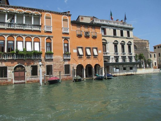 Canal Grande: バポレットから
