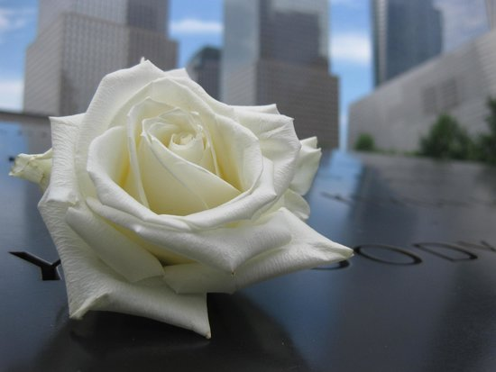 Mémorial du 11-Septembre : Never forget