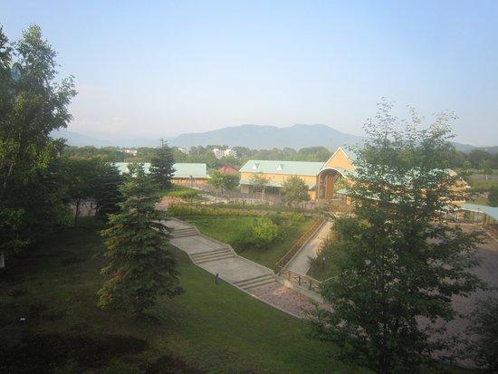 Urakawa Yushun Village AERU: 部屋から