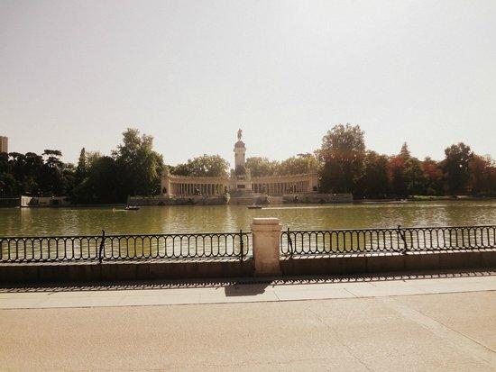 Retiro Park (Parque del Retiro): Jardim do Retiro