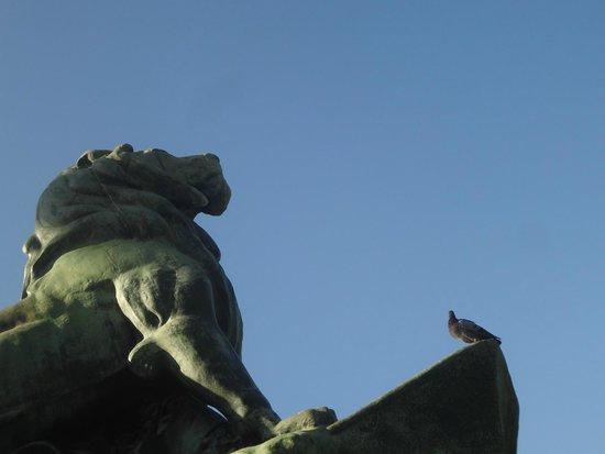 Retiro Park (Parque del Retiro): Estátua Jardim do Retiro