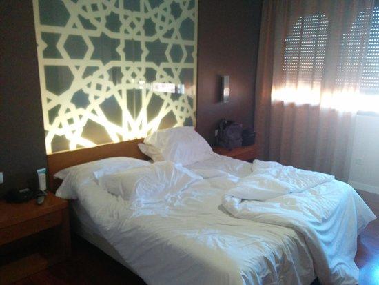 Hotel Granada Palace: camas