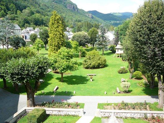 Hotel Beausejour : vue de la chambre