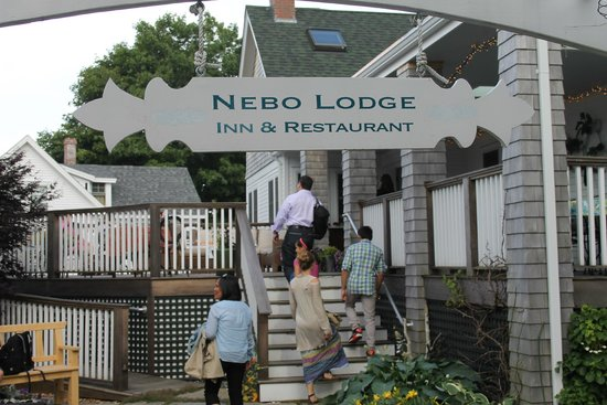 Nebo Lodge North Haven Island
