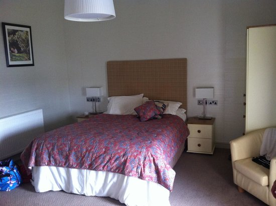 Garddfon Inn: Double room