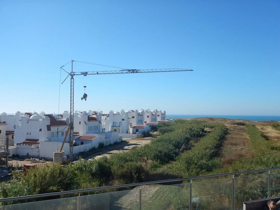 Surfers Lodge Peniche: View from the roof