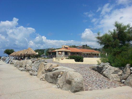 Villaggio Torre Ruffa Robinson: il ristorante