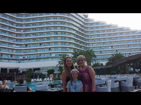 Venosa Beach Resort & Spa: Hotel pool area