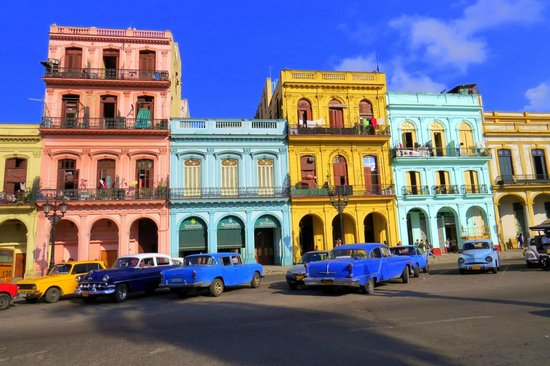 Hotel Inglaterra: the architecture of Havana