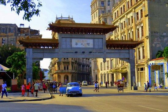 Hotel Inglaterra: the Gates to Chinatown