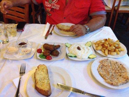 Odyssey Restaurant : Vorspeise