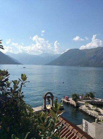 Palazzo Radomiri Hotel: beautiful view