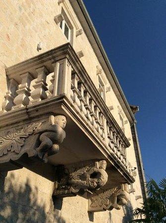 Palazzo Radomiri Hotel: the facade
