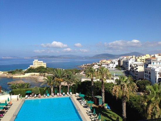 Carlos V Hotel: Panoramic view