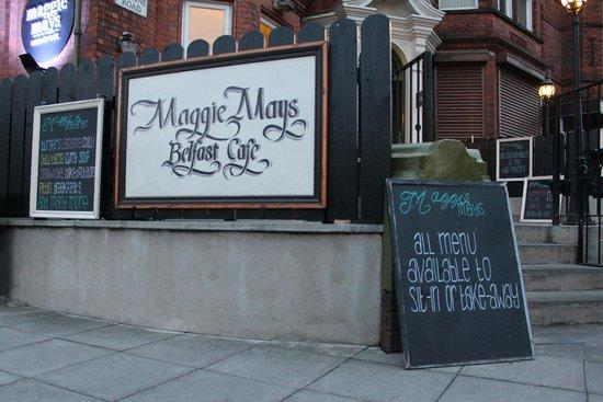 Maggie Mays Stranmillis Cafe
