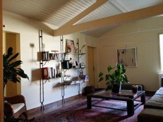 Hotel Au Marais: lieu commun