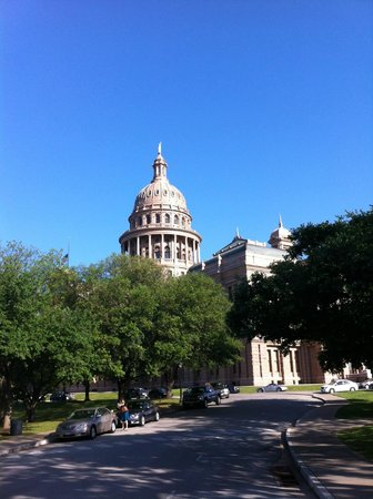 Texas State Capitol : Capitole