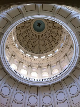Texas State Capitol : Dome