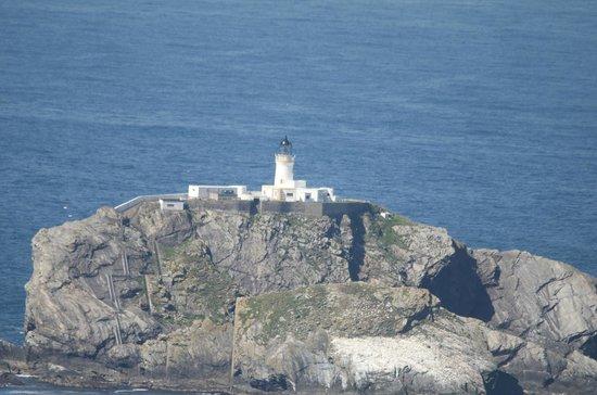 Baltasound Hotel: Muckle Flugga - the northernmost point of Great Britain