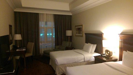 Concorde Hotel Doha: twin room